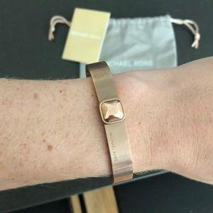 Michael Kors Jewelry - Michael Kors Cuff Bracelet